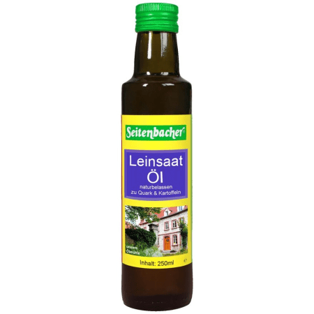 Bio Leinöl (250ml)