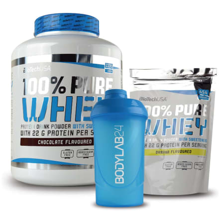 100% Pure Whey Deal