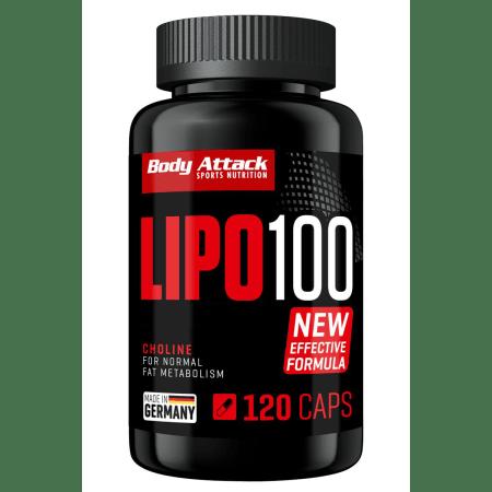 Lipo 100 (120 caps)