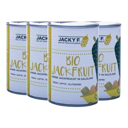 4 x Bio Jackfruit (4x400g)