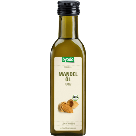 Mandelöl nativ bio (100ml)