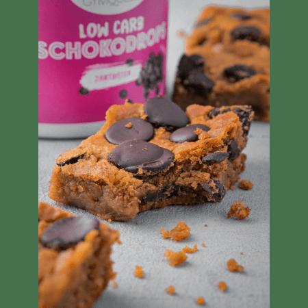 Low Carb Dark Chocolate Drops (200g)