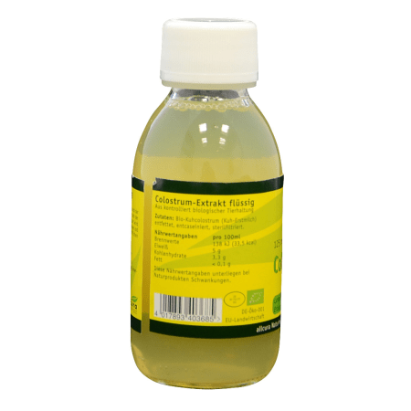 Colostrum Extrakt bio (125ml)