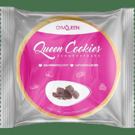 GymQueen Protein Cookies (80g)