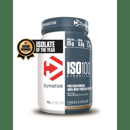 ISO 100 Hydrolyzed (900g)