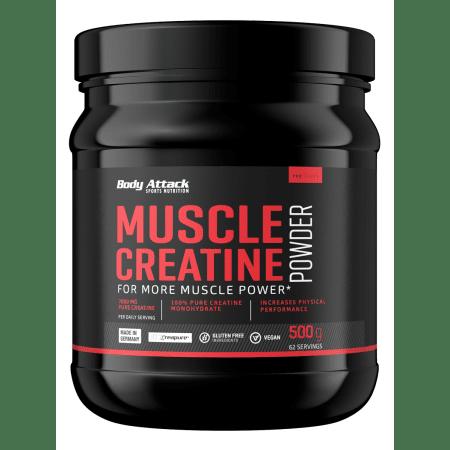 Muscle Creatine (500g)