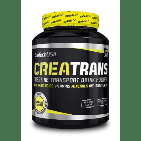 CreaTrans Lemon Lime (1000g)