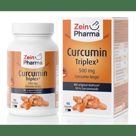 Curcumine-Triplex³ 500mg (90 capsules)