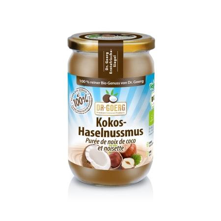 Premium Organic-Coconut-Hazelnutbutter (200g)