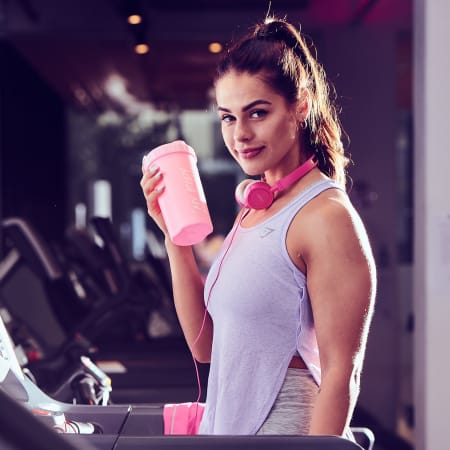 Rule the gym (Vegan)