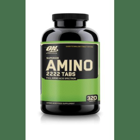 Superior Amino Acid Formula 2222 Tabs (320 tabletten)