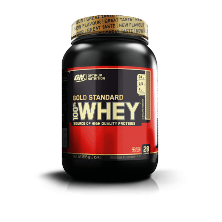 100% Whey Gold Standard (908g)