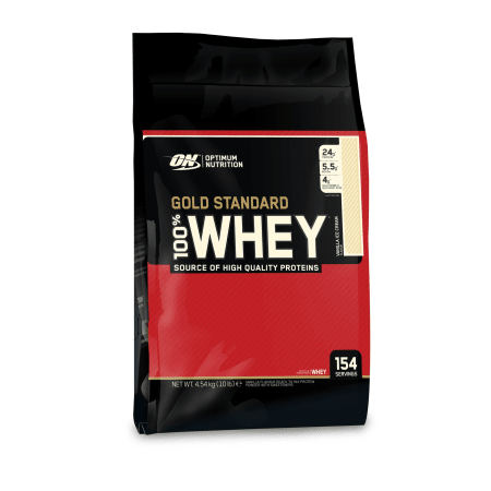 100% Whey Gold Standard (4545g)
