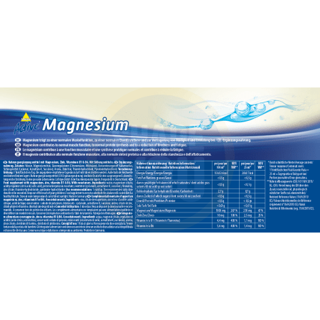 Active Magnesium (20x25ml)