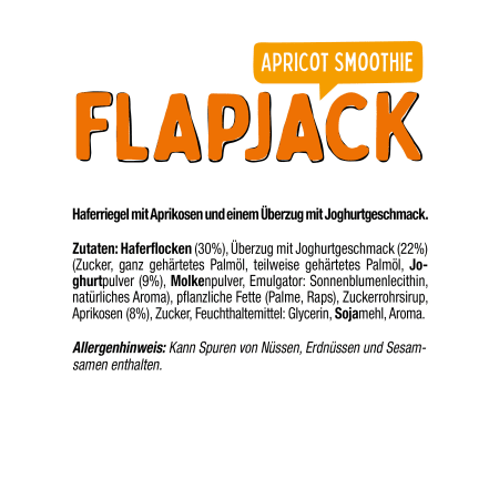 Flapjack Bar (20x100g)