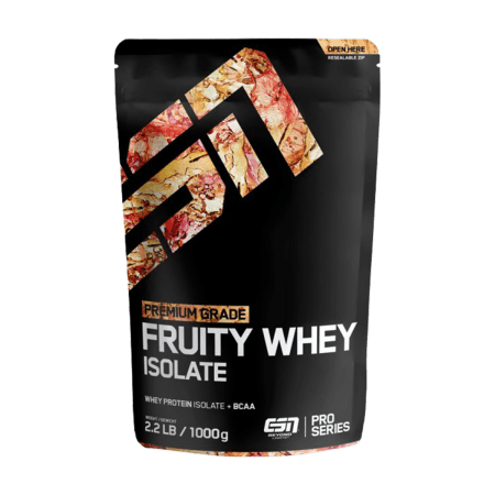 Fruity Whey Isolate (1000g)