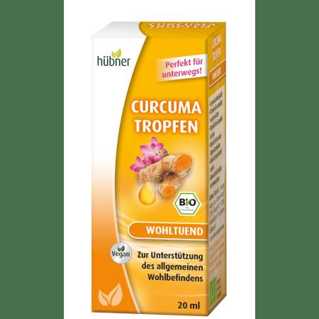 Curcuma Tropfen bio (20ml)