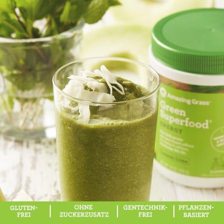 Green Superfood Energy (210g)