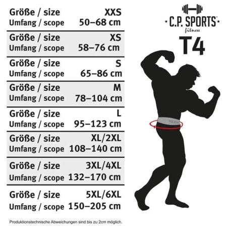 Gewichthebergürtel Leder