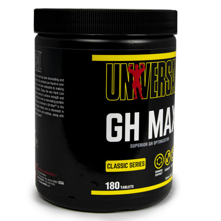 GH Max (180 tabs)