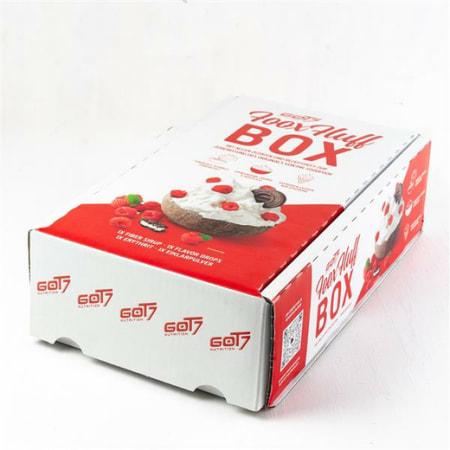 GOT7 FooxFluff Box + Flavor Drops (50 ml) GRATIS!