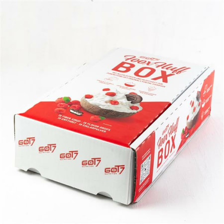 GOT7 FooxFluff Box