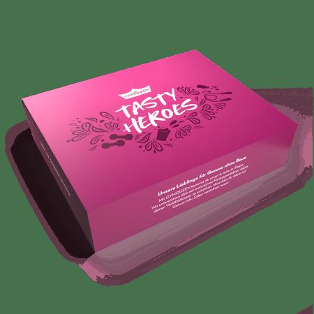 Geschenkset Tasty Heroes