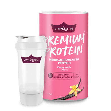 Vegan Protein (1000g) + Shaker with Powder Compartement (500ml)