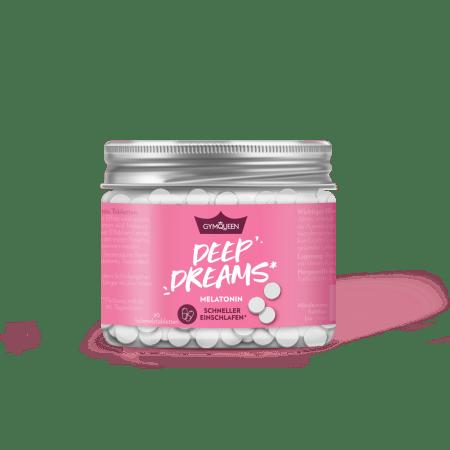 Deep Dreams - Melatonin (90 Schmelztabletten)