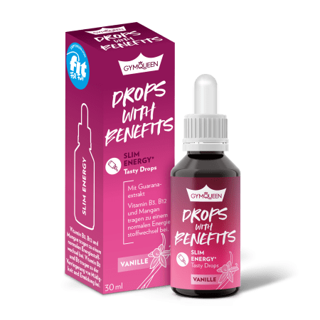 Drops with Benefits - Slim Energy* (30ml)