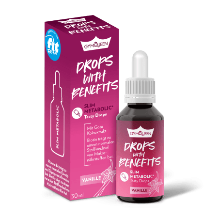 Drops with Benefits - Slim Metabolic* (30ml)