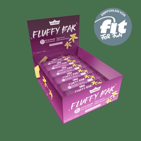 Fluffy Protein Bar Vanille (12x35g)