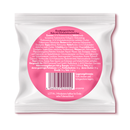Protein Cookies 10er Pack