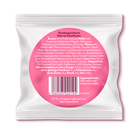 Protein Cookies 3er Pack