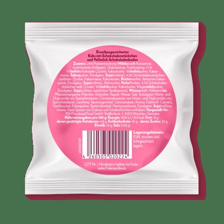 10 x GymQueen Protein Cookies (10x80g)