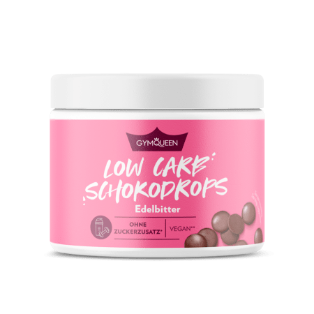 Low Carb Dark Chocolate Drops (200g)