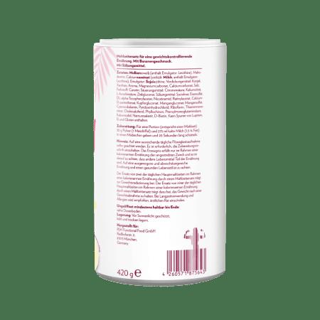 Slim Queen Mahlzeitersatz-Shake - 420g - Banana Milkshake