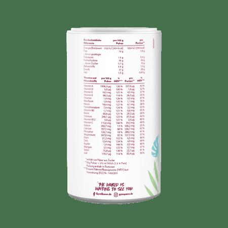 Slim Queen Mahlzeitersatz-Shake - 420g - Coco Beach