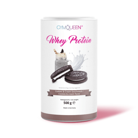 Whey Protein - 500g - Cookies & Cream Aroma