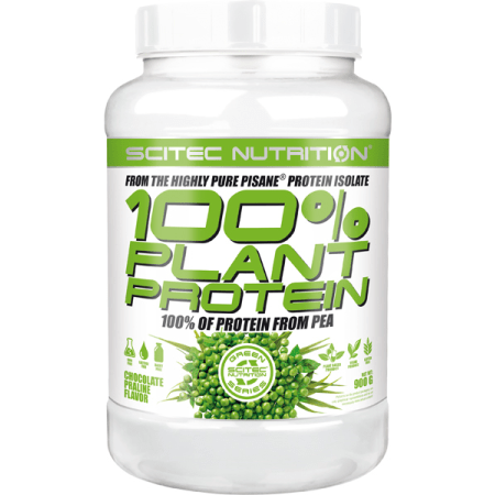 100% Plant Protein - Chocolate Candy (900g)