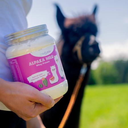 Queen Whey - Alpaka Milk (450g)