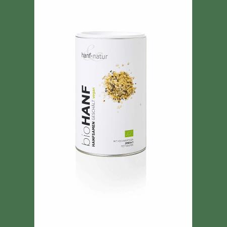 Hanfsamen geschält Bio (500g)