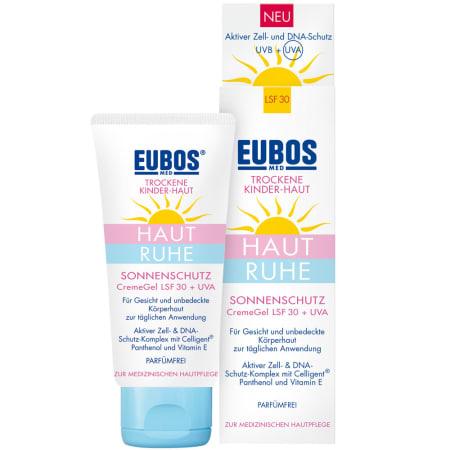 Kinder Haut Ruhe Sonnenschutz Gel LSF 30+ UVA (50ml)