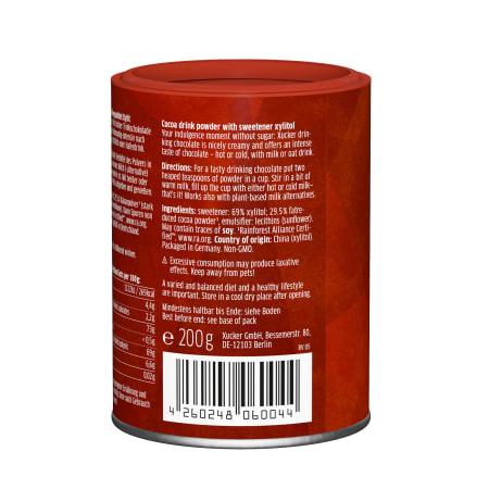 Xucker Heiße Schokolade (200g)
