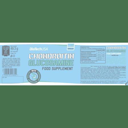 Chondroitin Glucosamine (60 caps)
