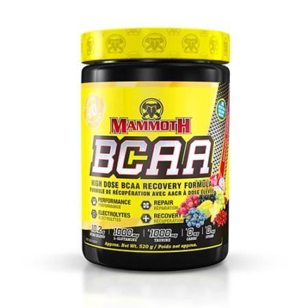 Mammoth BCAA (520g)