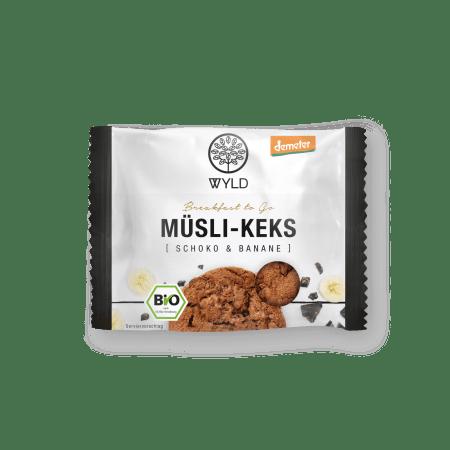 Frühstücks-Paket + GRATIS Müsli-Keks (50g)