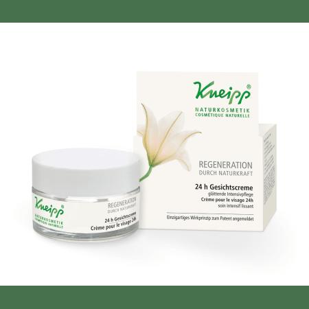 Kneipp Regeneration 24h Gesichtscreme (50ml)