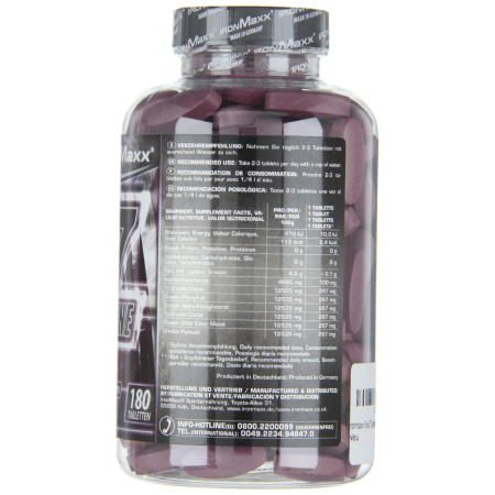 Krea7 Superalkaline (180 tabs)
