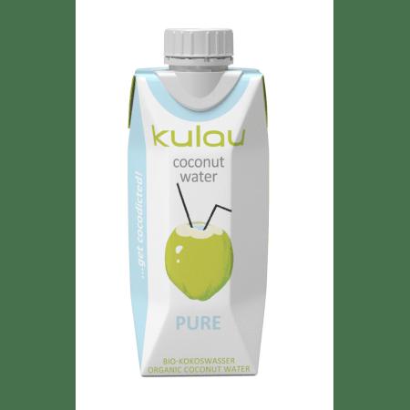 Kulau Kokoswasser - 330ml - Pure